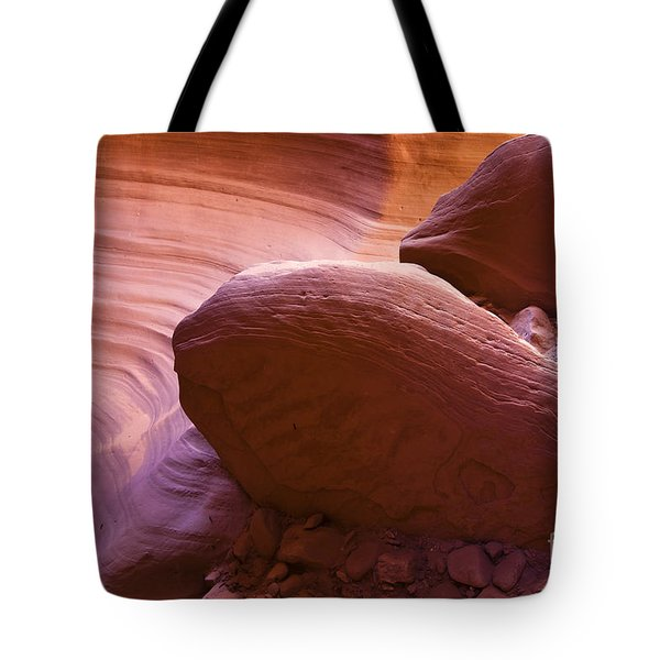 Canyon Rocks Tote Bag by Bryan Keil