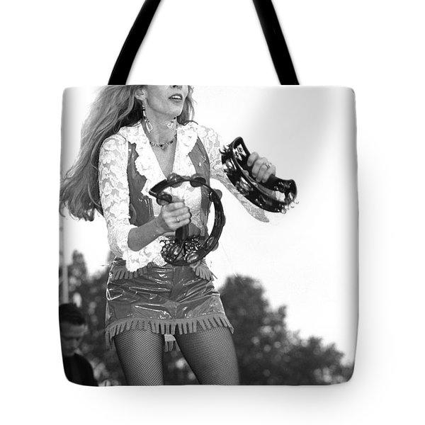 Carlene Carter Tote Bag