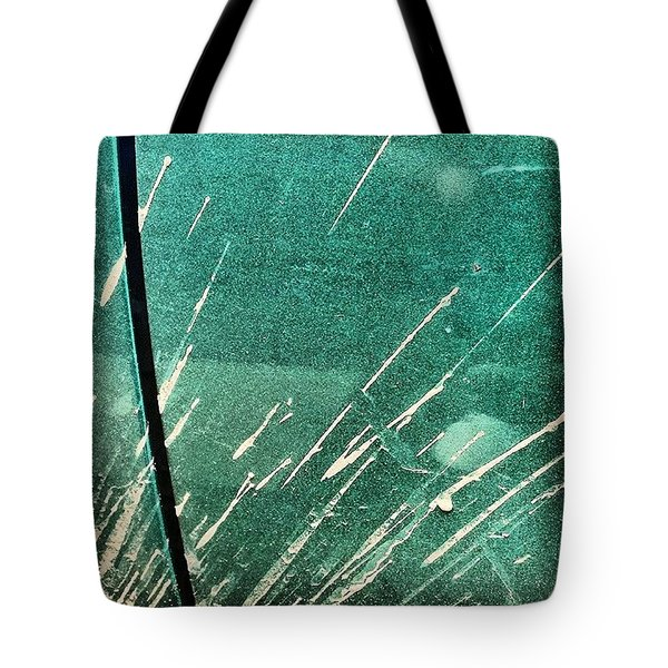 Car Door Tote Bag
