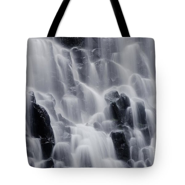 The Land Of Tumbling Waters Tote Bag