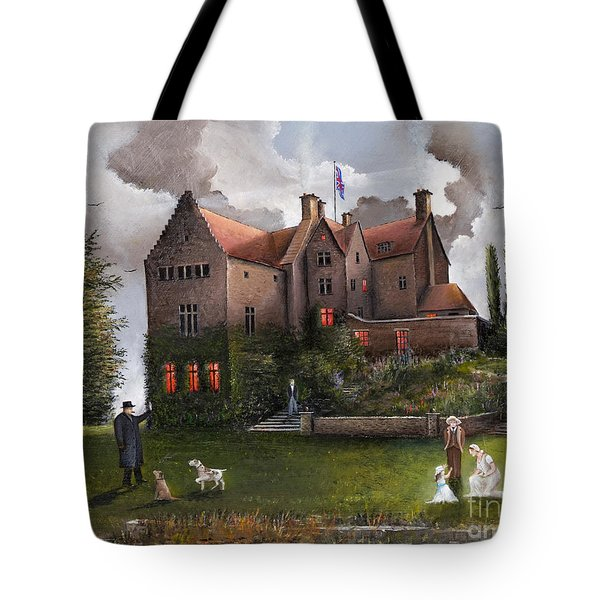 Chartwell Tote Bag