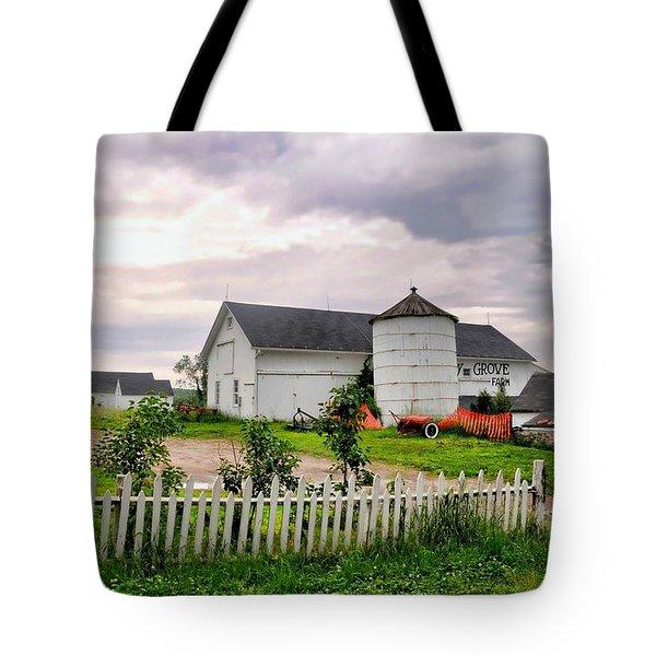 Cherry Grove Farm Tote Bag