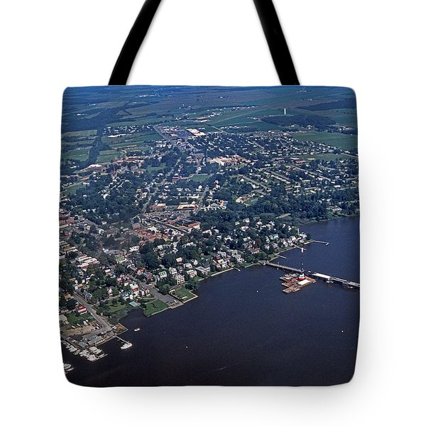 Chestertown Maryland Tote Bag