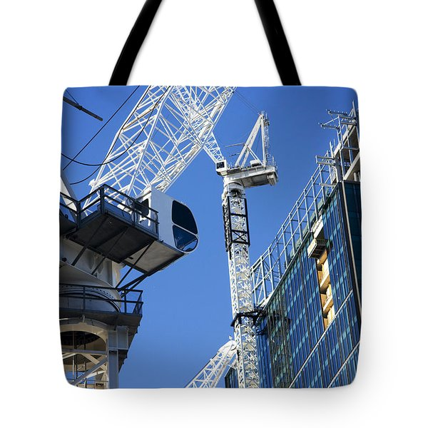 City Construction Tote Bag