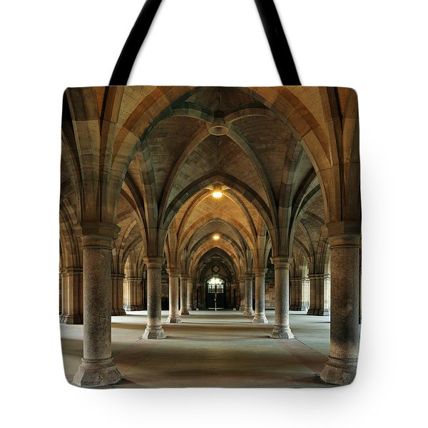 Cloisters Tote Bag