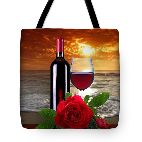 Closing Time Tote Bag by Manfred Lutzius