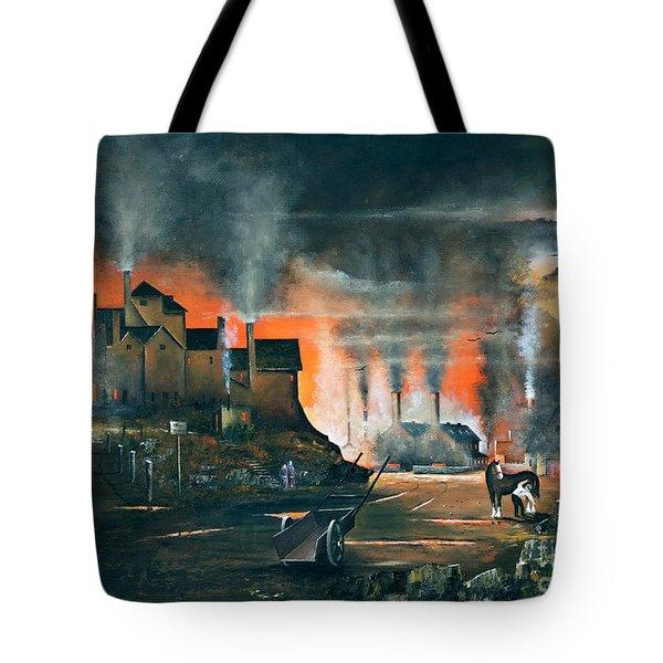 Coalbrookdale Tote Bag