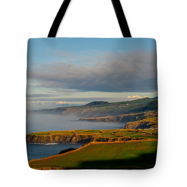 Coast Of Heaven Tote Bag