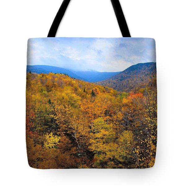 Colors Of Nature Tote Bag
