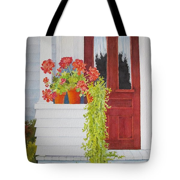 Come On In Tote Bag