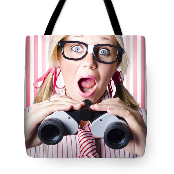 Coming Soon So Watch This Space Concept Tote Bag