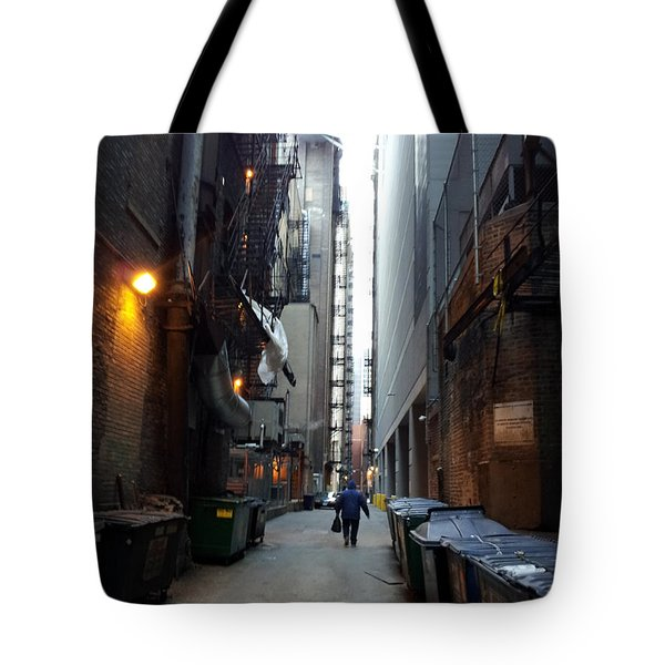 Commute Tote Bag