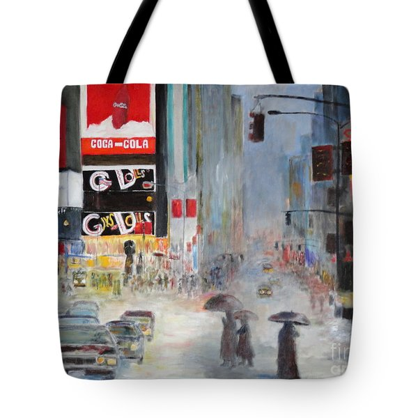 Cool New York Tote Bag