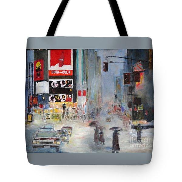 Cool New York Tote Bag