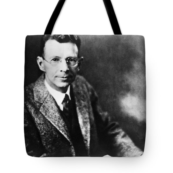 Coolidge X-ray Tube Inventor Tote Bag