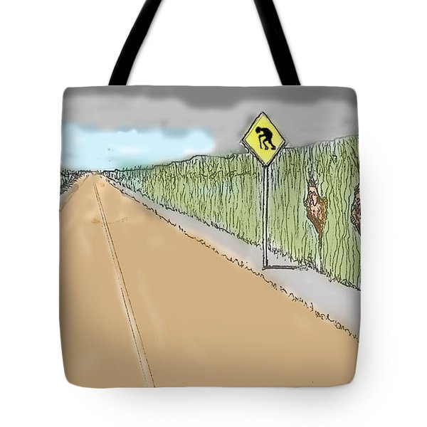 Coots Crossing Tote Bag