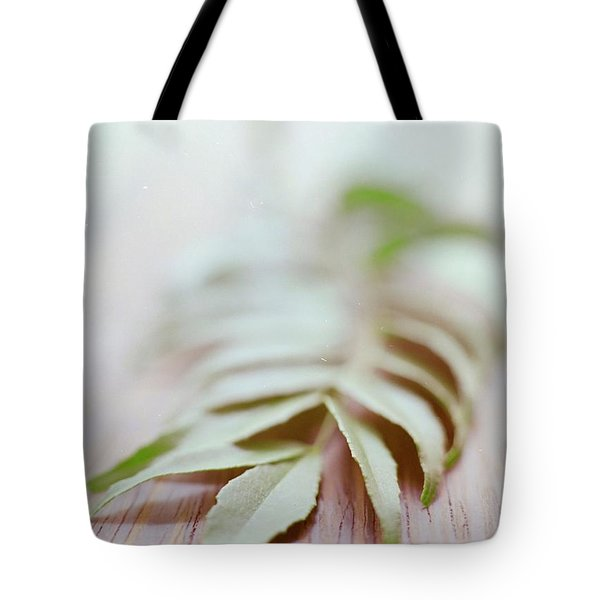 Curry Leaves Tote Bag