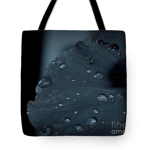 Feel The Rain Tote Bag