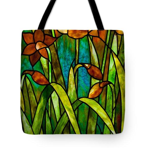 Daffodil Day Tote Bag by David Kennedy
