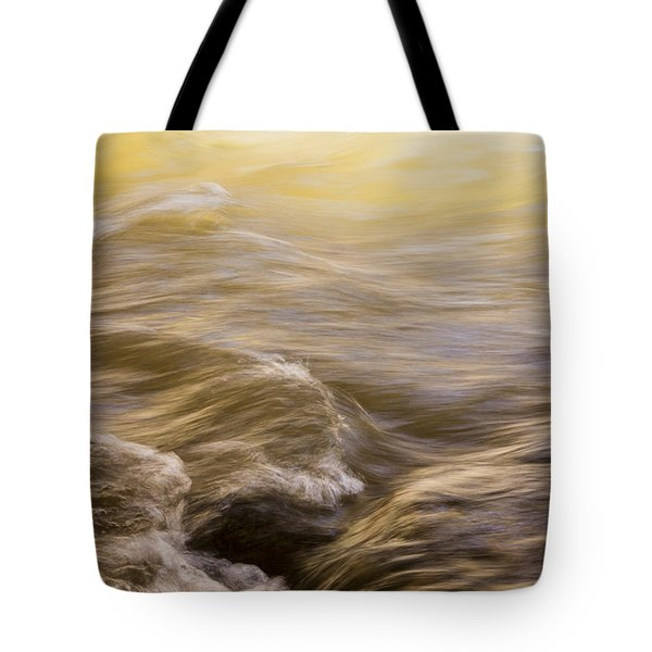 Dance Of Water And Light Tote Bag