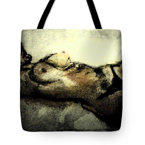 Dark Strokes Tote Bag