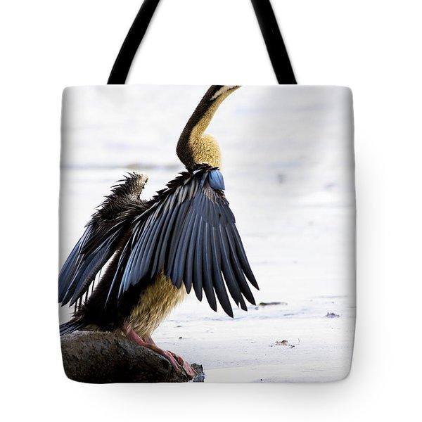 Darter Tote Bag