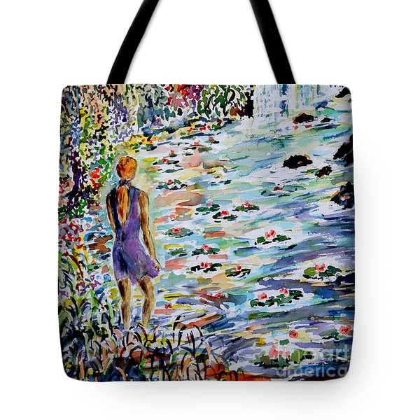 Daughter Of The River Tote Bag