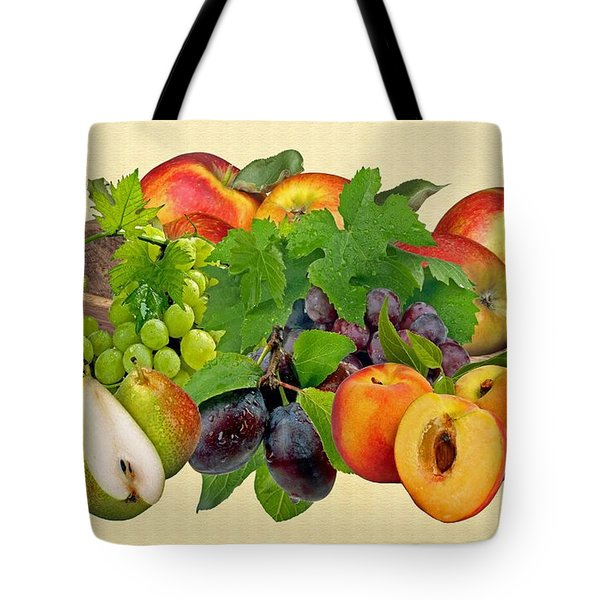 Day Fruits Tote Bag