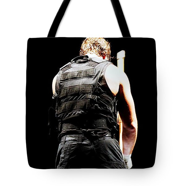 Dean Ambrose Tote Bag by Paul  Wilford