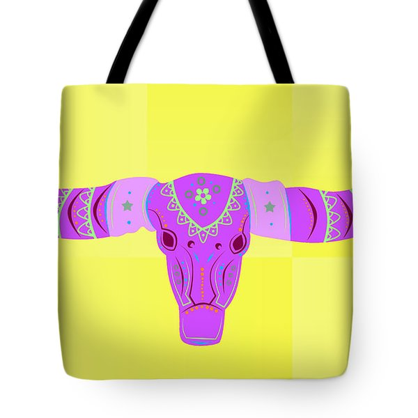 Deer Tote Bag by Mark Ashkenazi