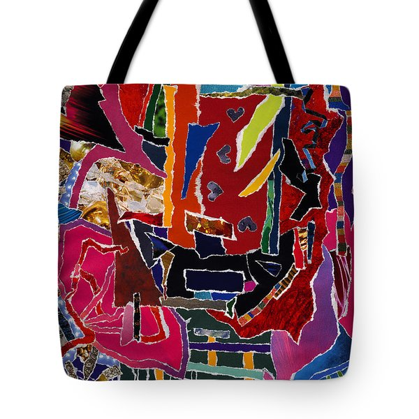 Definitively Every Direction Tote Bag