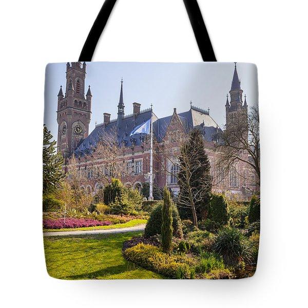 Den Haag Tote Bag by Joana Kruse