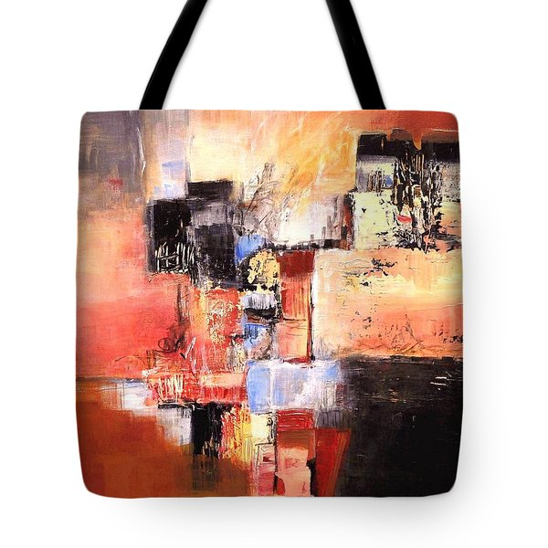 Depth Of Shadows Tote Bag