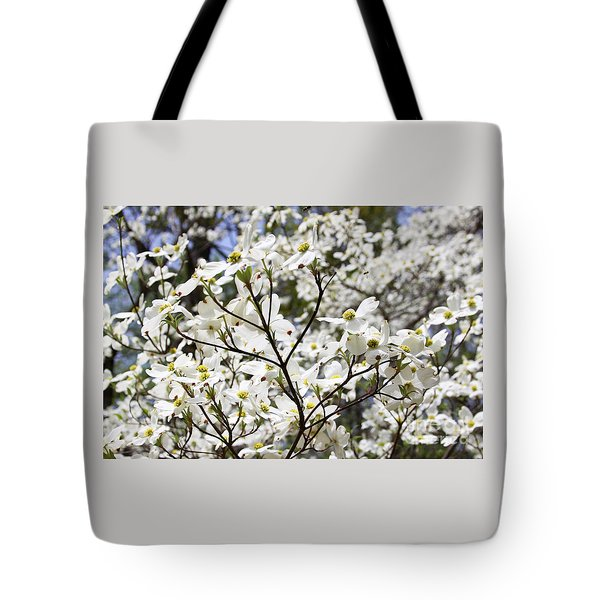 Dogwood Tote Bag