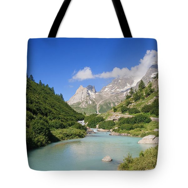Dora Stream. Veny Valley Tote Bag