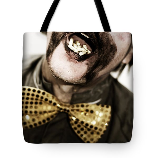 Dose Of Laughter Tote Bag by Jorgo Photography - Wall Art Gallery