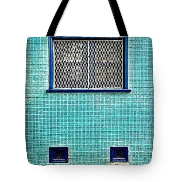 Double Window Tote Bag