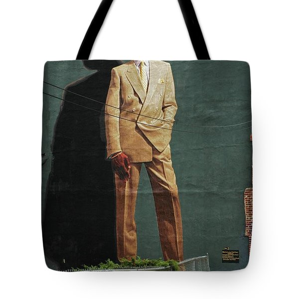 Dr. J. Tote Bag by Allen Beatty