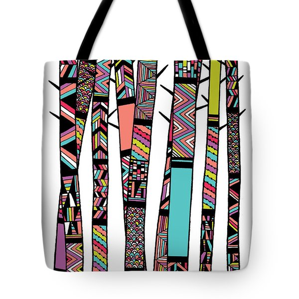 Dream Forest Tote Bag by Susan Claire