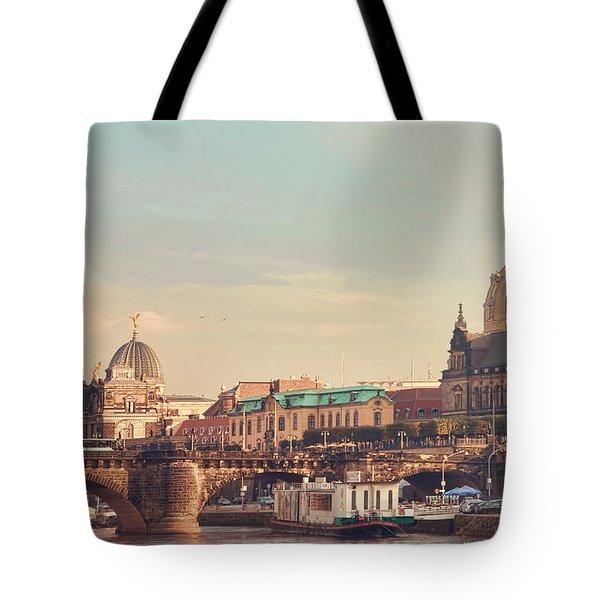 Dresden Tote Bag by Steffen Gierok