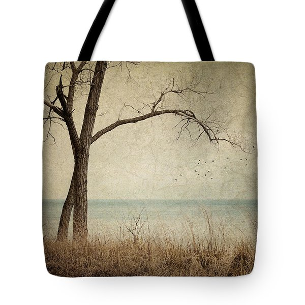Drifting Tote Bag by Amy Weiss