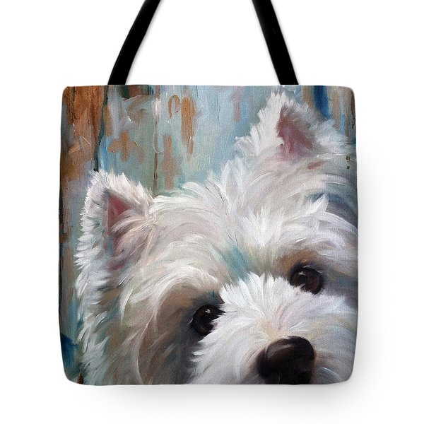 Drip Tote Bag by Mary Sparrow
