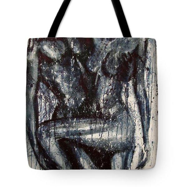 Drop Dead Casanova Tote Bag by Jarmo Korhonen aka Jarko