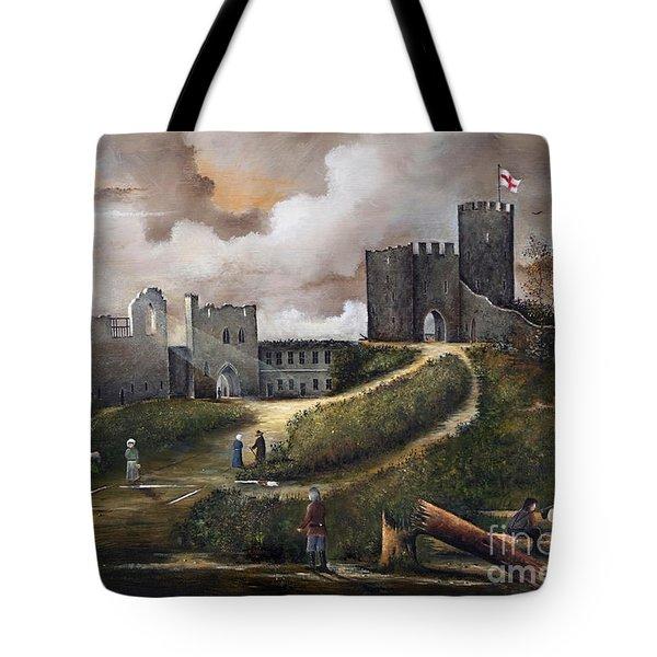 Dudley Castle 2 Tote Bag