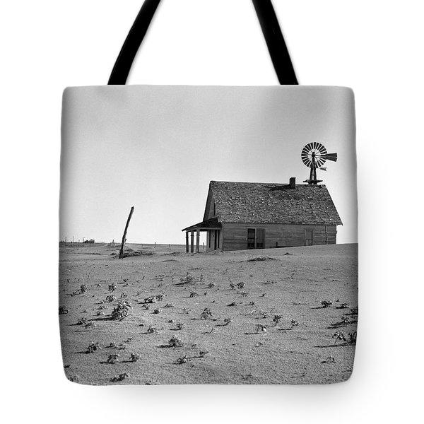 Dust Bowl, 1938 Tote Bag