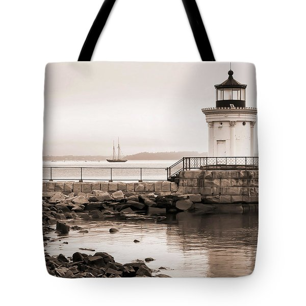 Early Morning Bug Light Tote Bag by Richard Bean