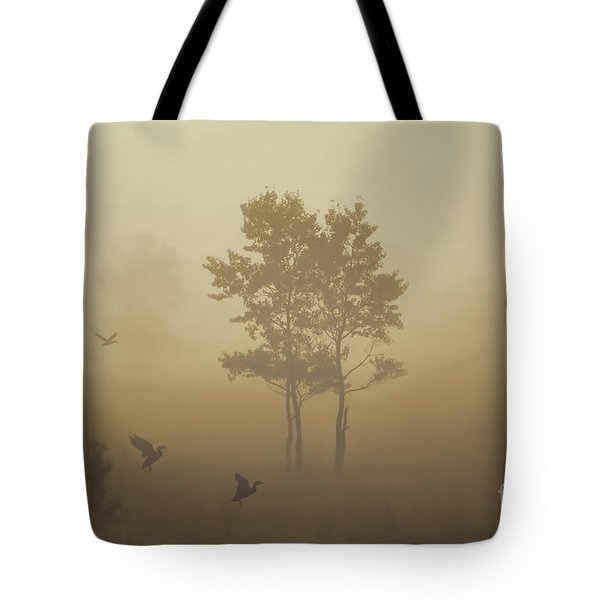 Early Morning Canaan Valley Tote Bag by Dan Friend