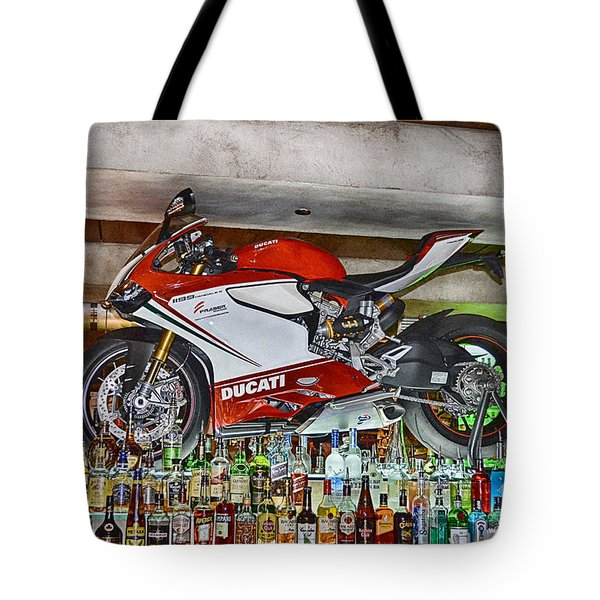 Eden Of The Xy-chromosome V6 Tote Bag by Douglas Barnard