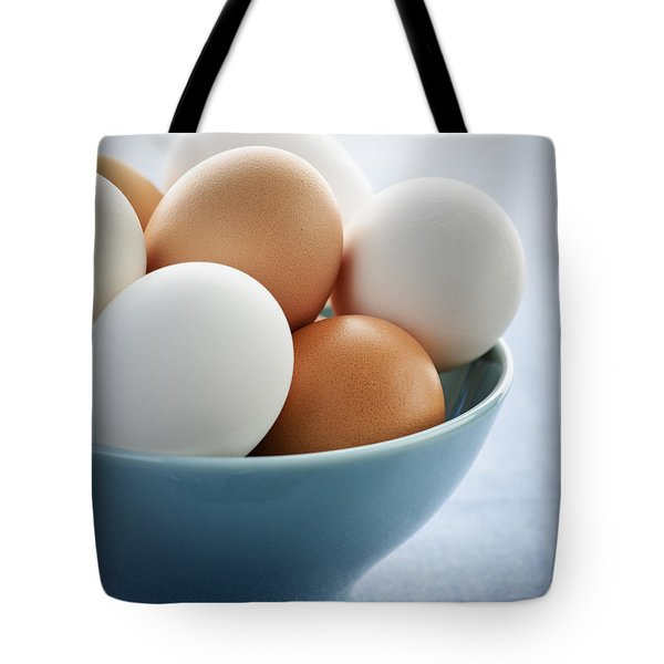 Eggs In Bowl Tote Bag