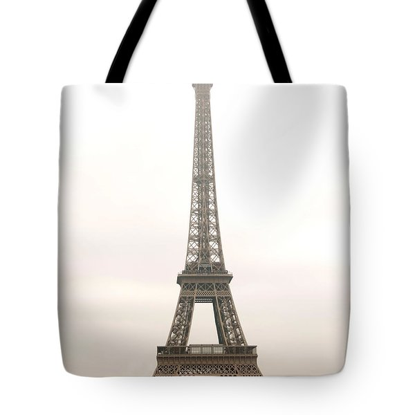 Eiffel Tower Tote Bag by Elena Elisseeva